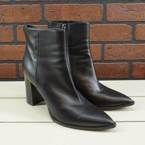 Aeyde Shoes - AEYDE Selina Pointed Toe Booties